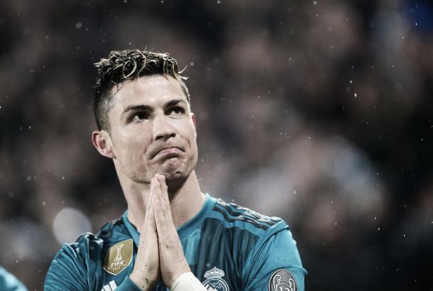 Un gesto: agradecimiento y disculpa a la gente de Juventus que lo aplaudió | Foto: Real Madrid C.F.