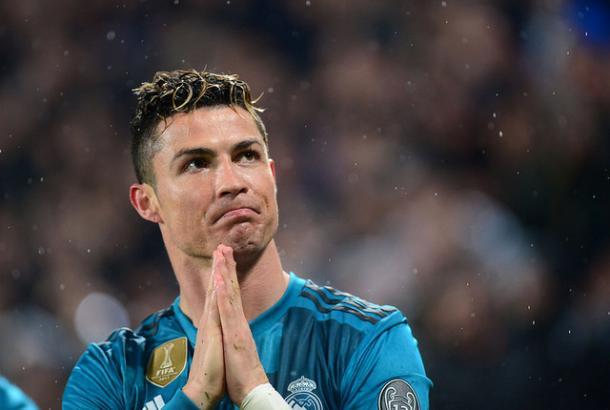 El portugués se muestra agradecido por los aplausos de toda la grada I Foto: Real Madrid