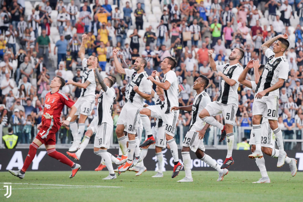 source photo: Twitter Juventus FC
