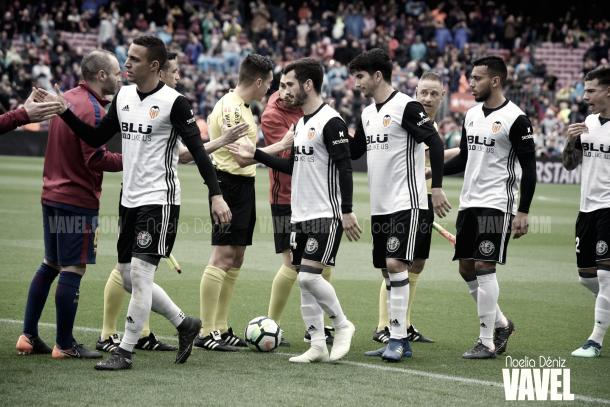 El Valencia, perseverancia hasta el final | Foto de Noelia Déniz, VAVEL