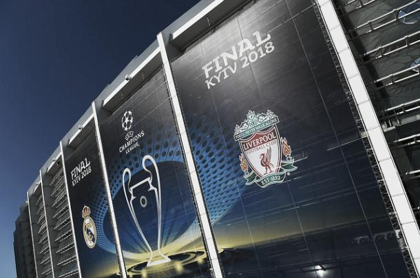 Kiev se vistió de fiesta | Foto: Real Madrid C.F.