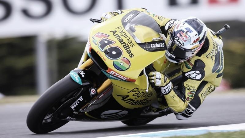 Maverick Viñales, Páginas Amarillas HP 40 / Fuente: MotoGP