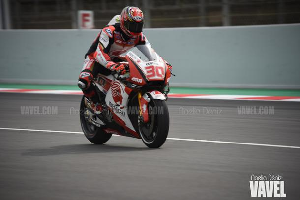 Takaaki Nakagami, novedad japonesa en MotoGP | Foto: Noelia Déniz - VAVEL