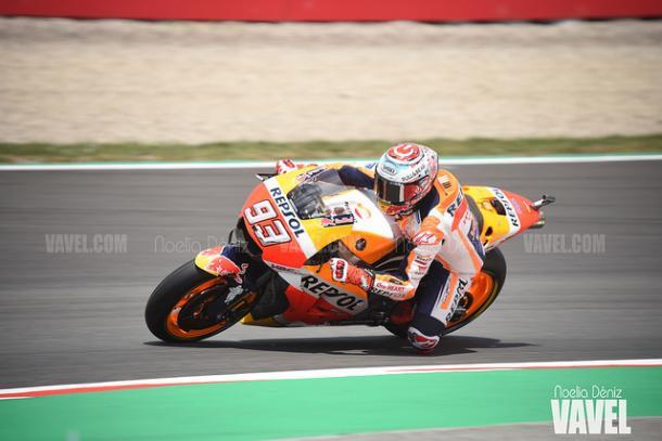 Marc Márquez, líder de MotoGP y segundo en Austria | Foto: Noelia Déniz - VAVEL