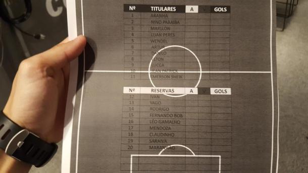 A Ponte também está definida para a partida no Mineirão (foto:@Mineirao)