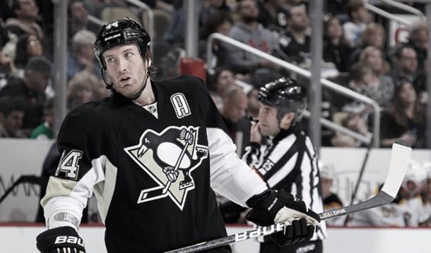 Orpik en su etapa en los Penguins | Foto: NHLPA.com