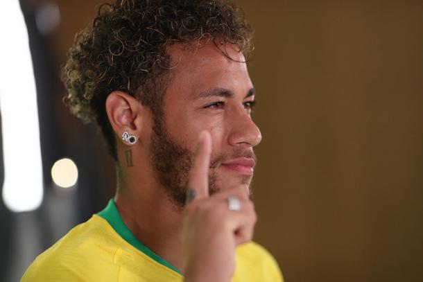 Neymar é a principal estrela da Seleção (Foto: Lucas Figueiredo/ CBF)