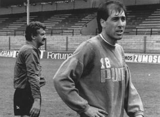Manuel Sarabia en sus inicios | Luis - VAVEL España
