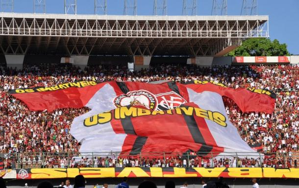 Inter não vence Vitória no Barradão desde 2003 (Foto: EC Vitória/ Divulgação)