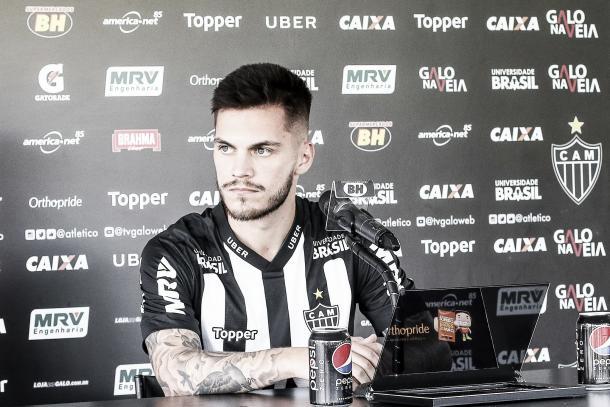 (Foto: Bruno Cantini/Atlético-MG)