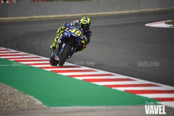 Valentino Rossi peleará por el subcampeonato | Foto: Noelia Déniz - VAVEL