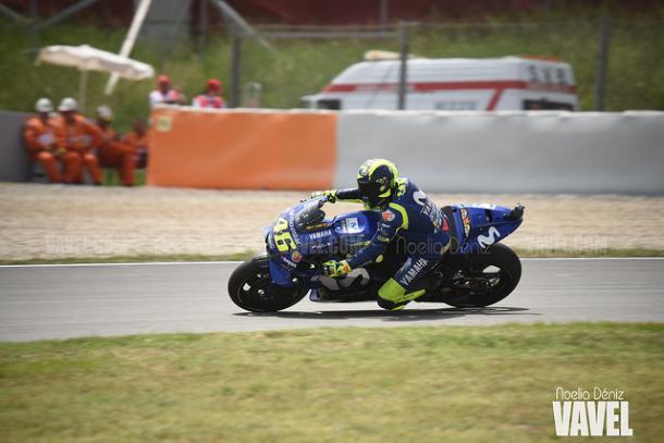 Valentino Rossi, mejor piloto Yamaha en Austria | Foto: Noelia Déniz - VAVEL