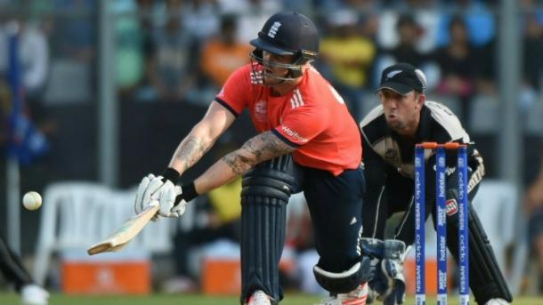 Roy took the attack to the Kiwis from the start (Getty Images)