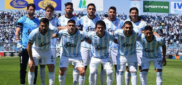 Tucumán foi vice da Copa Argentina para o River Plate (Foto: Divulgação/Atlético Tucumán)