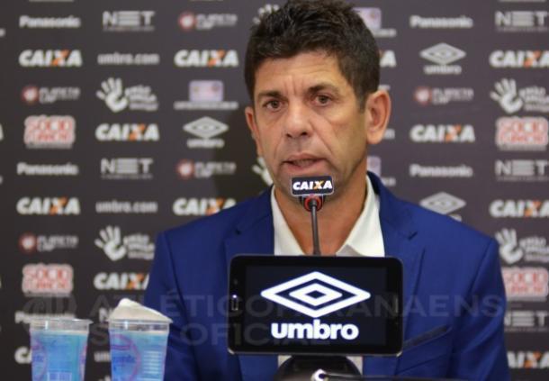 Foto: Marco Oliveira/Site Oficial Atlético-PR