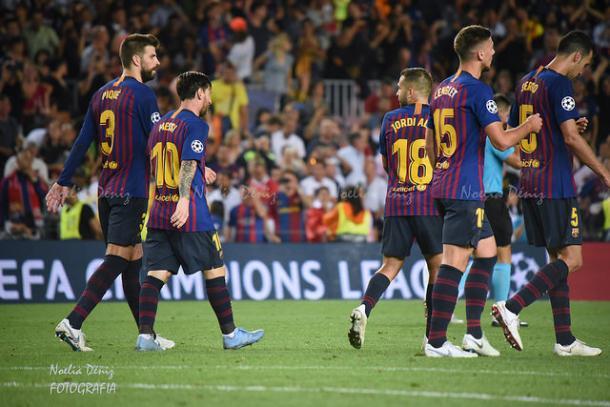 Valverde dará descanso a algunos titulares | Foto: Noelia Déniz (VAVEL.com)