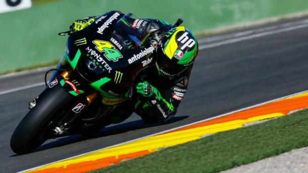 Pol Espargaro will leave the Monster Yamaha Tech3 team at the end of the season. (Photo: Moto GP)