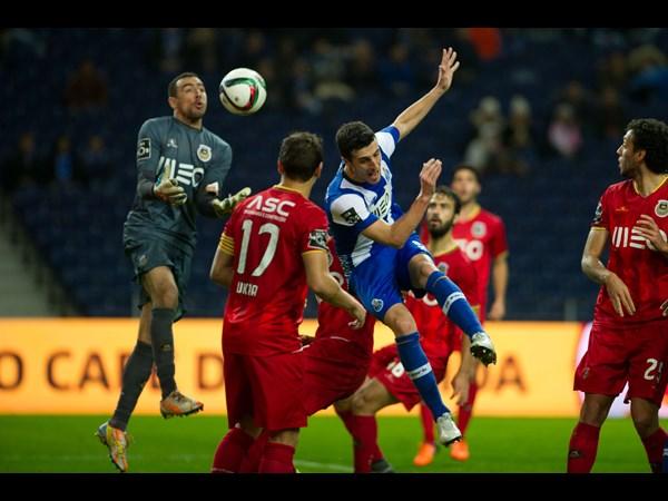 O FC Porto bem tentou, mas o empate foi o resultado final (Foto: Site Oficial FC Porto)