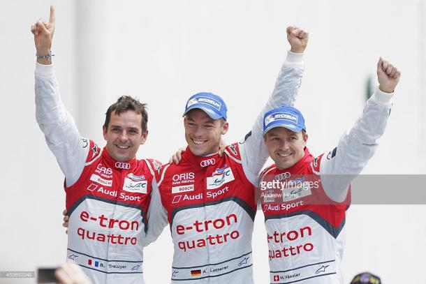 Lotterer looks for a 4th Le Mans victory. | Photo: Getty Images/Andrew Hone
