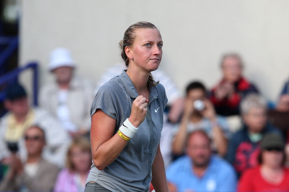 Kvitova looks to turn around her 2016 season on her favourite surface. Photo credit: Jan Kruger/Getty Images.