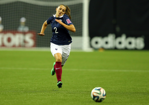 Eve Périsset could get her first senior cap during this international break | Source: Martin Rose/FIFA Getty Images