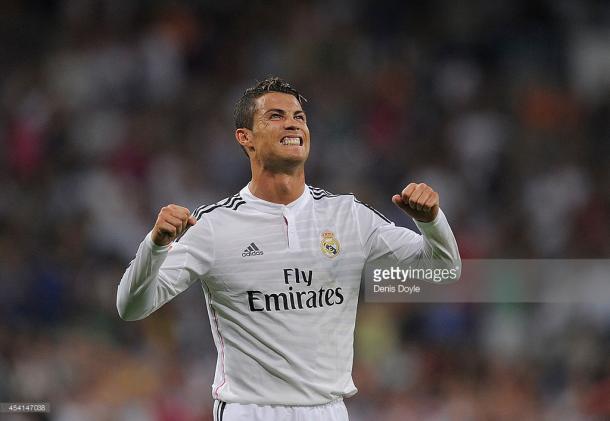Cristiano Ronaldo, um craque puramente completo