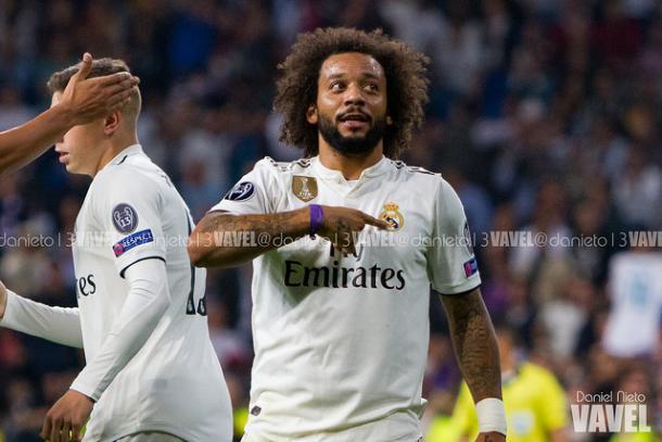 Marcelo en Champions | Foto: VAVEL