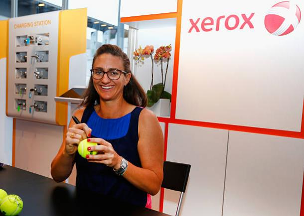 Mary Pierce has worked as a WTA Ambassador in recent years (Getty Images/Julian Finney)