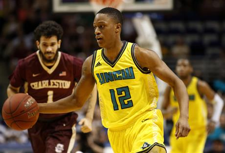 Bryce is an excellent guard who leads a dangerous UNC-Wilmington team/Photo: Mic Smith/Associated Press