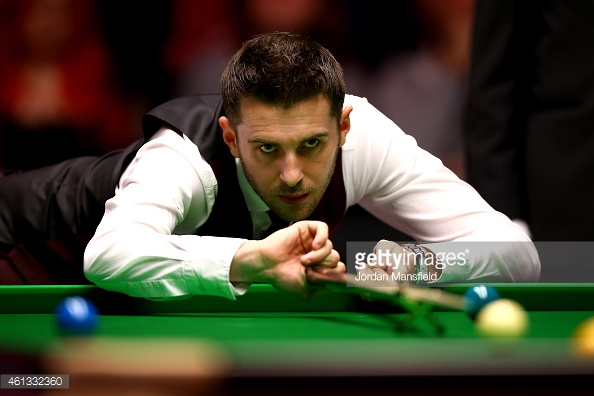 World Champion Selby is in the third round (photo: Getty Images)