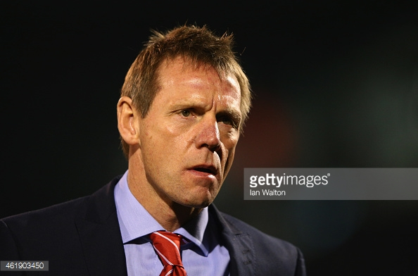 Millwall cost Stuart Pearce on their last visit to The City Ground. (picture: Getty Images / Ian Walton)