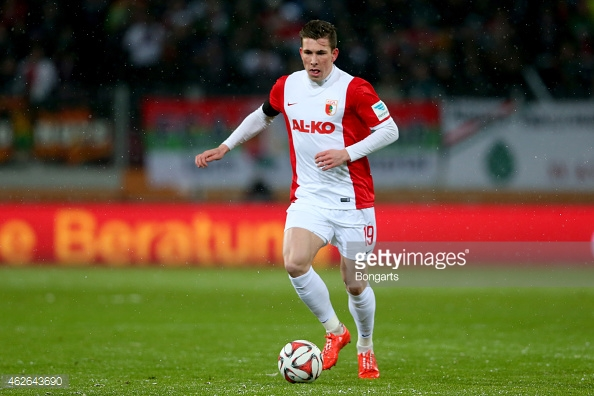 Hojbjerg has played against Germany's best during his time in the Bundesliga. Photo: Getty.