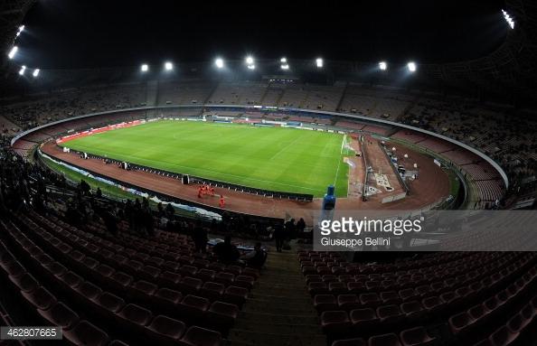 Estadio San Paolo | Foto: Gettyimages