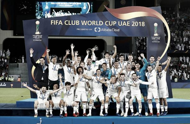 Cierre del año con el Mundial de Clubes | Foto: Real Madrid C.F.