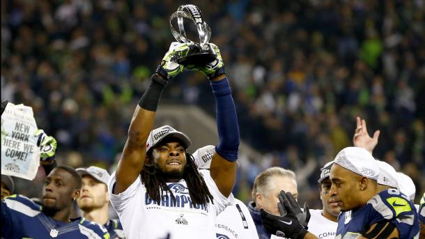 Richard Sherman says joining 49ers