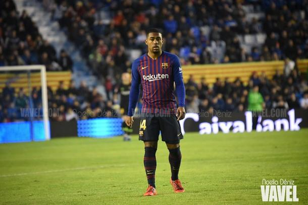 Malcom, jugador del FC Barcelona. FOTO: Noelia Déniz