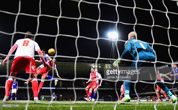 Birmingham beat Ipswich last night in what would be Rowett's last fixture. Photo: Getty/ Jamie McDonald