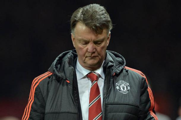 It has been a difficult season for the club under Louis van Gaal | Photo: Getty Images