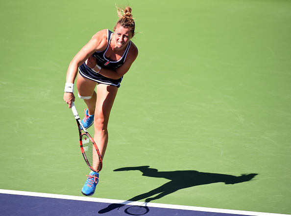 Parmentier is forced to retire | Photo courtesy of: Harry How/Getty Images