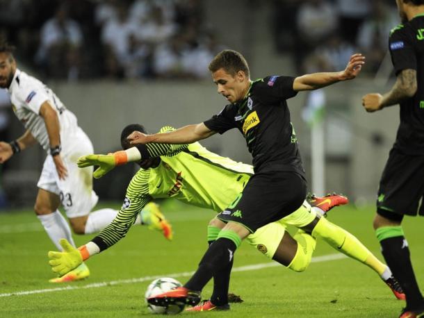Hazard was in delightful form. | Photo: Kicker/Imago