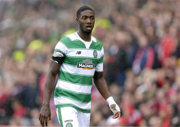 Blackett made nine appearances for Celtic last season (Photo: Getty Images)