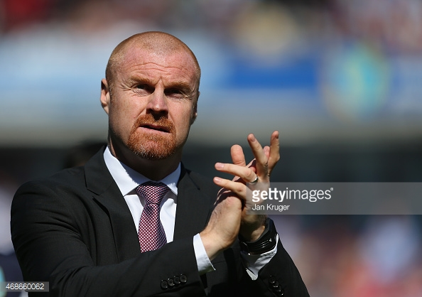 Dyche is hoping Burnley's good form can continue (photo: Getty Images)