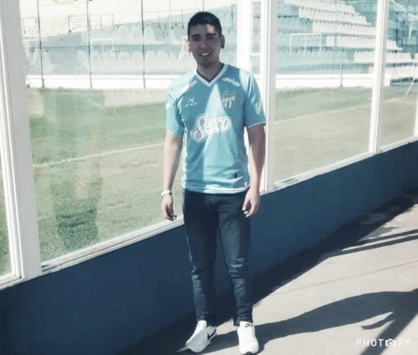 Emilio Campos; fanático de Atlético Tucumán, estudia un terciario y vive en Barrio Murga.