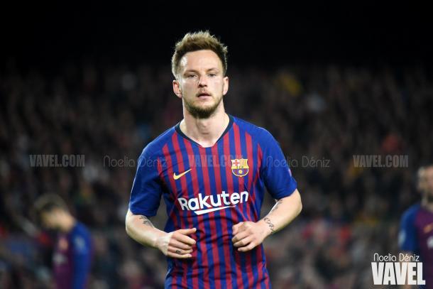 El centrocampista croata ha completado su quinta temporada en Barcelona / Foto: Noelia Déniz (VAVEL.com)