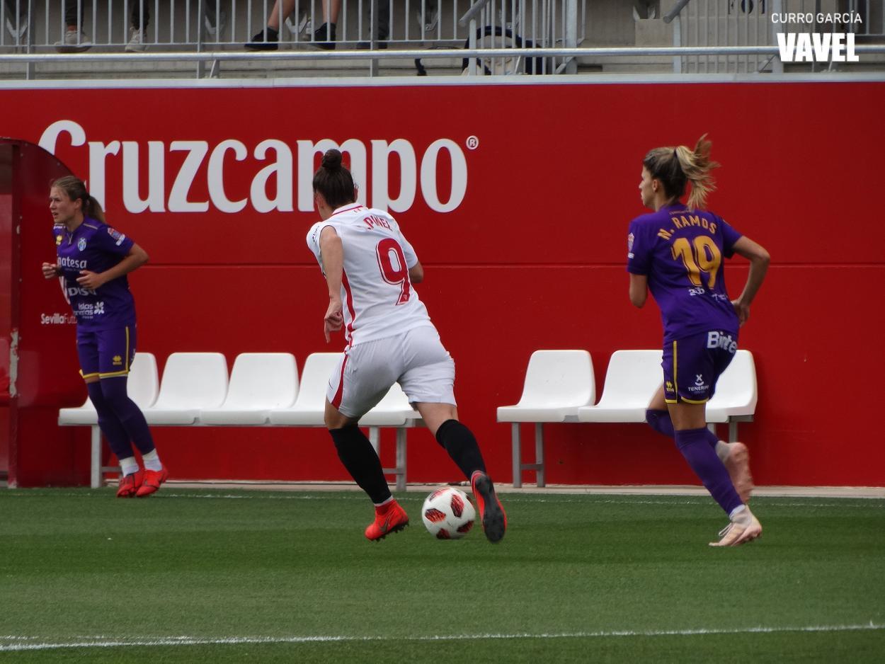 Sevilla FC Femenino vs UDG Tenerife    Foto: Curro García (VAVEL)