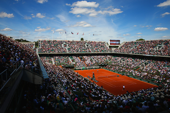 Philippe Chatrier will see the biggest changes after the renovation. Credit: Clive Mason/Getty Images
