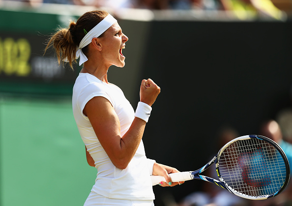 Safarova will be looking for her elusive first win over Kvitova. Photo credit: Clive Brunskill/Getty Images.