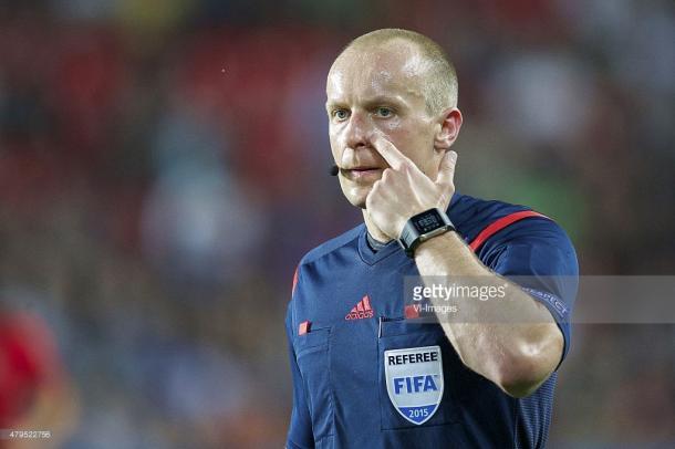 Szymon Marciniak apita o jogo desta noite