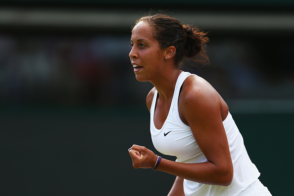 Keys is due for another deep run in Wimbledon this year. Photo credit: Clive Brunskill/Getty Images.