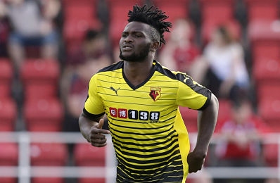 Record-signing Isaac Success is one of four signings this summer (Photo: Getty Images)